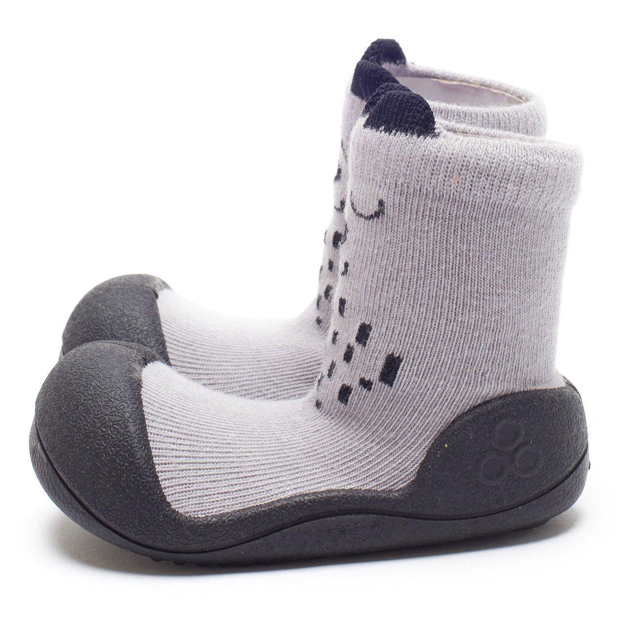 M 109-115mm Attipas A17C 20 EU Zapatos Primeros Pasos Cutie Gray Gris