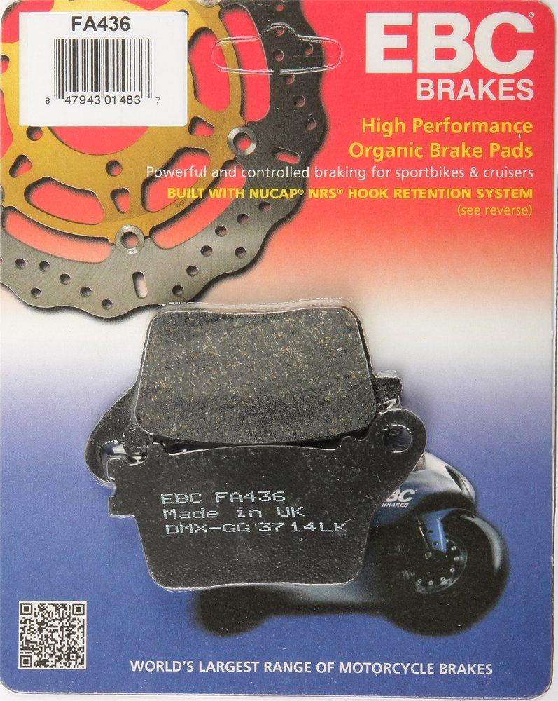 Honda Rear Brake CBR 1000 RR 2006-2015 Street Motorcycle/ Sportbike / Cruiser Part# 15-436
