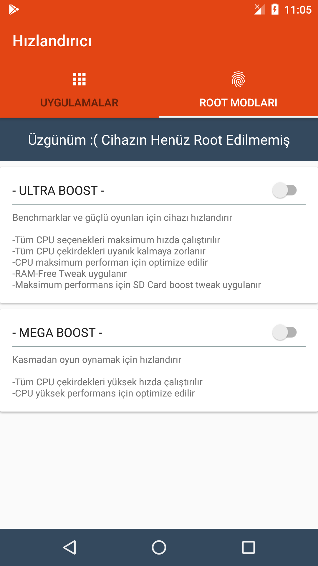Game Booster Pro [No Root]: Amazon com br: Amazon Appstore