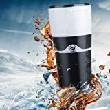 The Original Portable Drip Coffee Maker Travel Mug,Compatible with Refillable K Pods& Single-Serve Capsules,Portable Manual F