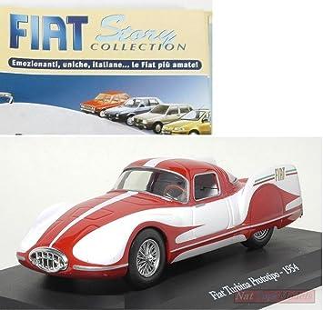 Fiat Turbina Prototipo 1954 Rare Die Cast 143 Norev Fas Fiat Story