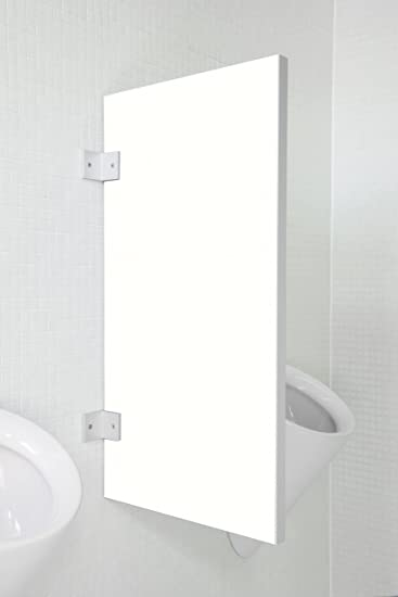 kemmlit Urinario separador Novara de madera de plástico en colores clásicos, avergüenza – Inodoro de pared Hombre, con certificación TÜV: Amazon.es: Bricolaje y herramientas