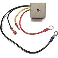 The ROP Shop Voltage Regulator Rectifier for Club Car 1015777 102711201 Gas Golf Carts Karts