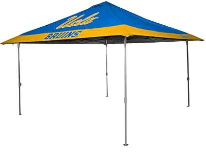 Amazon com : Rawlings UCLA Bruins 10 X 10 Eaved Canopy