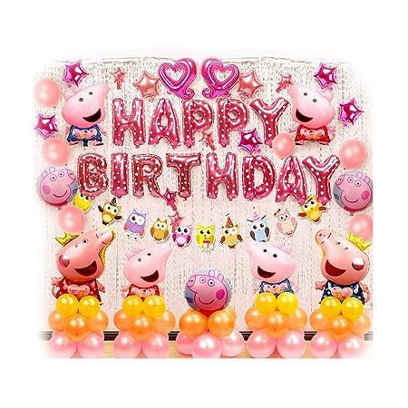 Pigeon Peggy fiesta temática de cumpleaños, decoración de ...