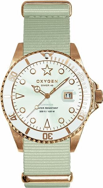 Oxygen EX-D-SNO-40-IV - Reloj a