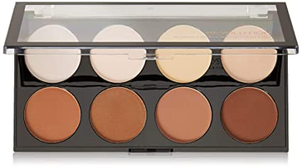 Image Unavailable. Image not available for. Colour: Makeup Revolution London Iconic Lights and Contour Pro ...