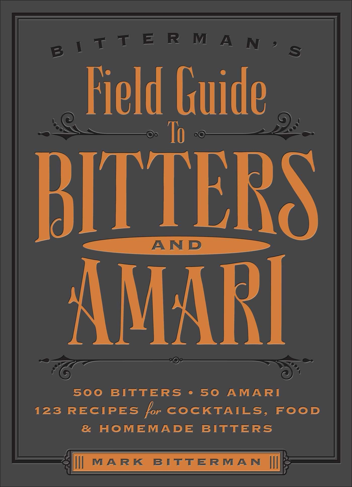Bittermans Field Guide Bitters Amari product image