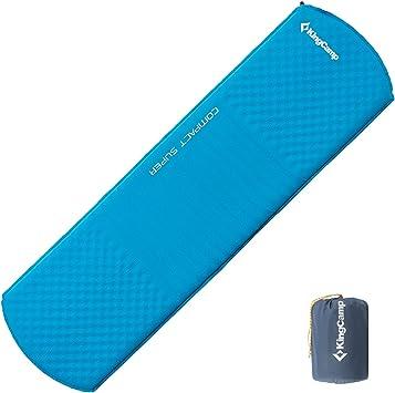 Amazon.com: Kingcamp Sleeping Pad Mat Triple zona Wave ...