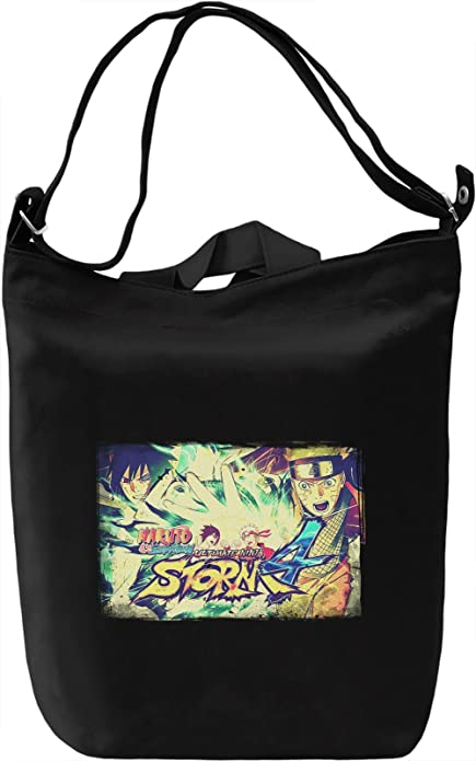 Naruto Shippuden Ultimate Ninja Storm 4 Uzimaki Sasuke Bolsa ...