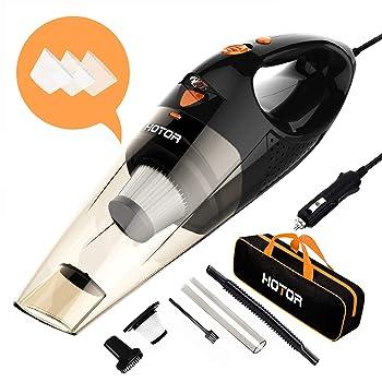 HOTOR 4th-Gen WZW-007 Handheld Vacuum