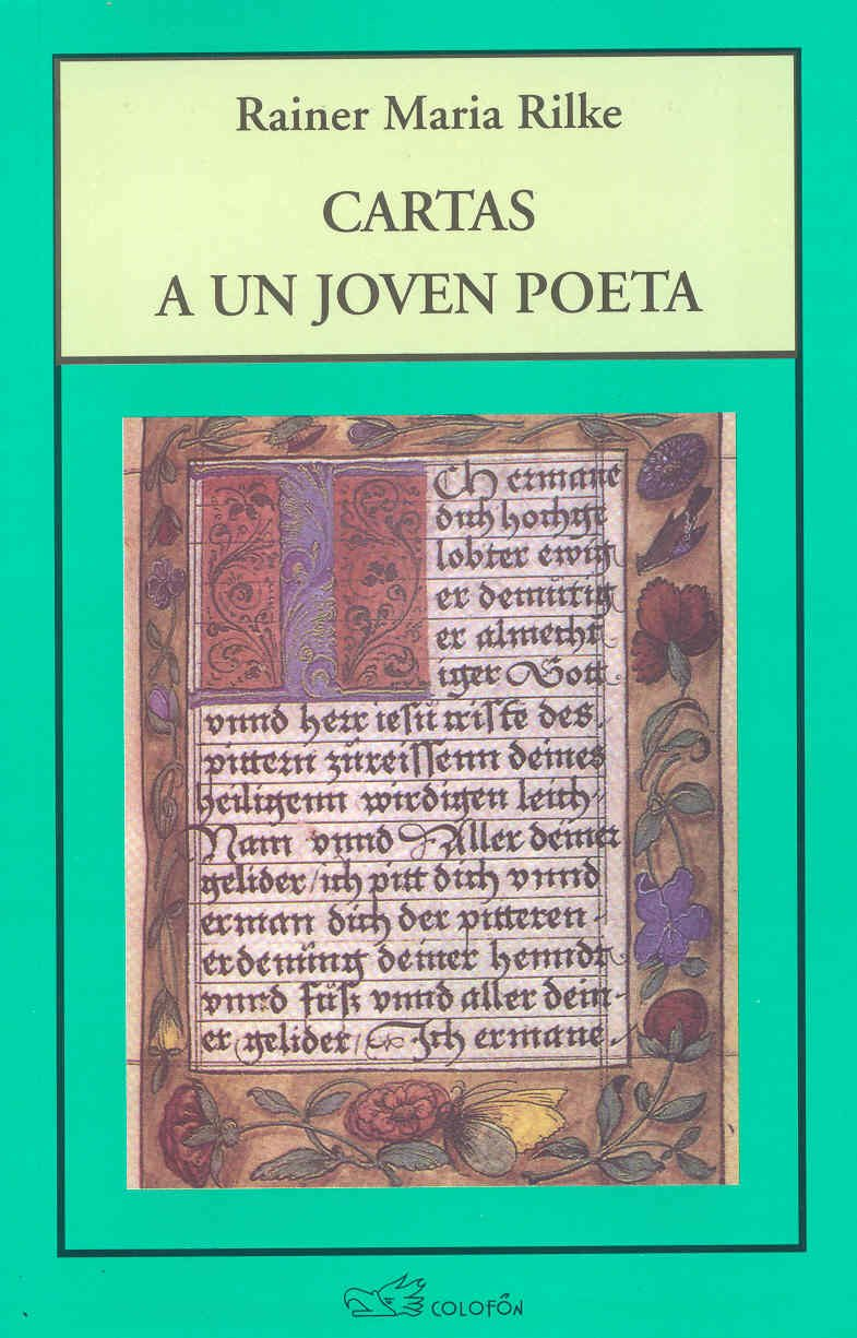 Cartas a un joven poeta: RAINER MARIA RILKE: 9789688671849 ...