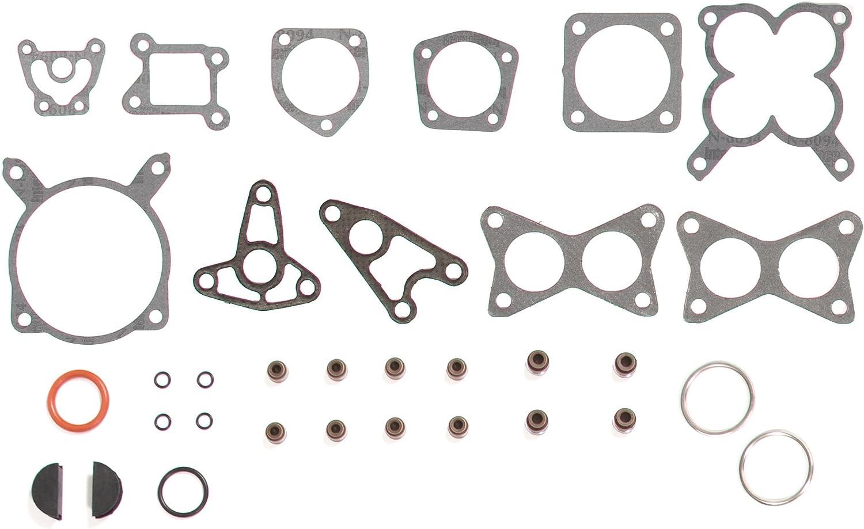 Standard Size Piston Rings Standard Size Main Rod Bearings Domestic Gaskets Engine Rering Kit FSBRR3005A\0\0\0 Fits 89-97 Nissan 240SX D21 Pickup KA24E Full Gasket Set