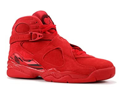 half off 66778 8b6fa Amazon.com | WMNS Air Jordan 8 Vday 'Valentines Day ...