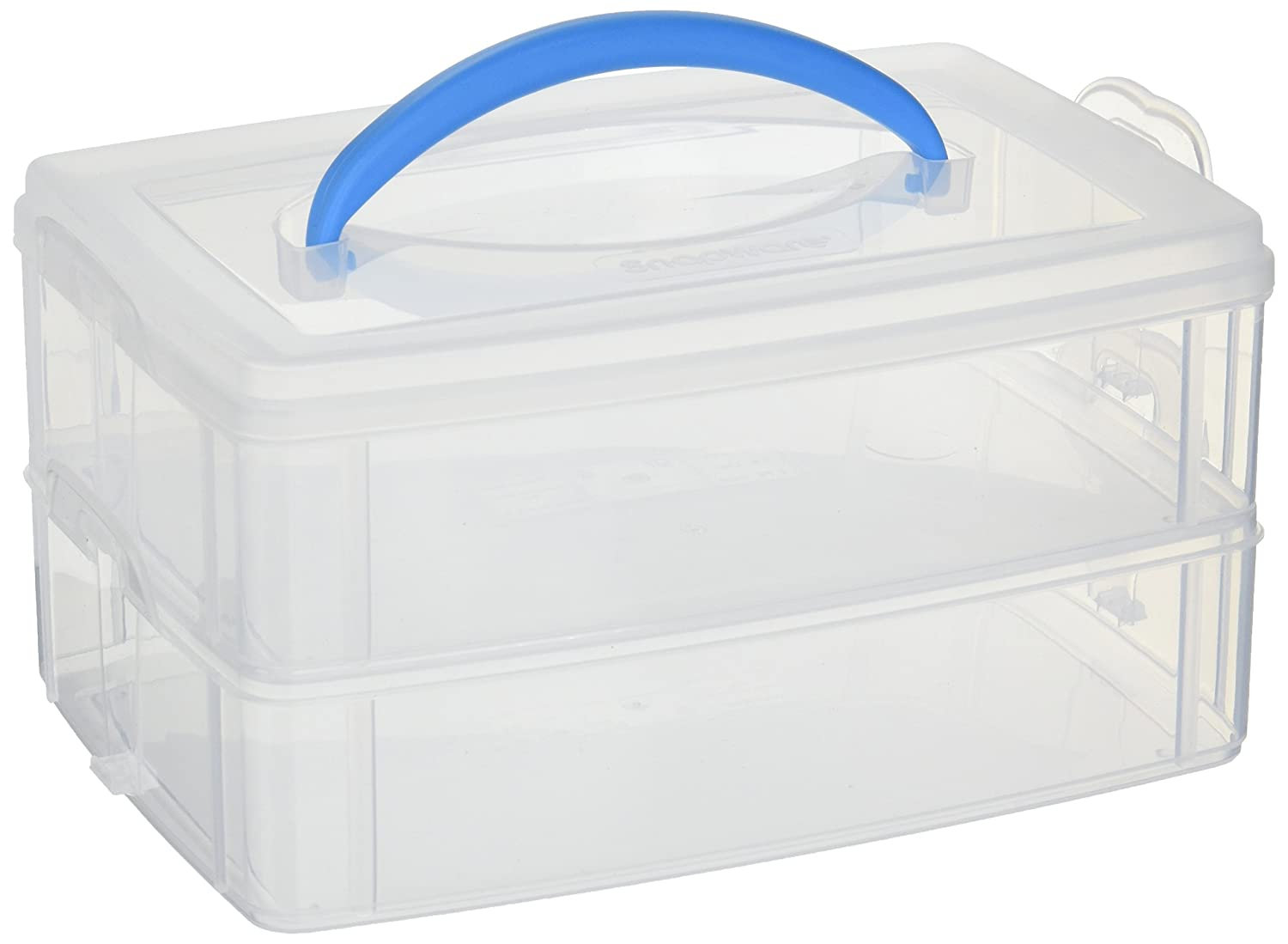Snapware Snap 'N Stack 6-Inch By 9-Inch Storage Container, Rectangle 1098834
