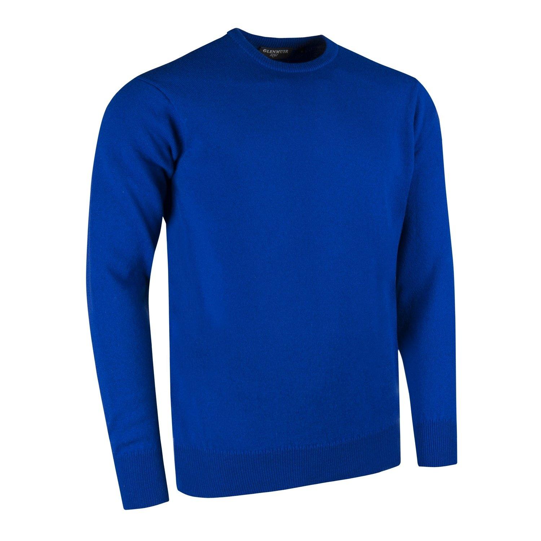 Glenmuir Morar Mens Crew Neck Sweater Knitwear Sweatshirt