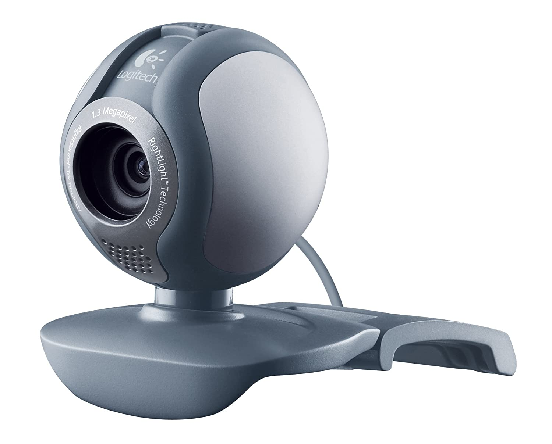 Logitech C500 1.3MP 1280 x 1024Pixeles USB 2.0 cámara web - Webcam ...