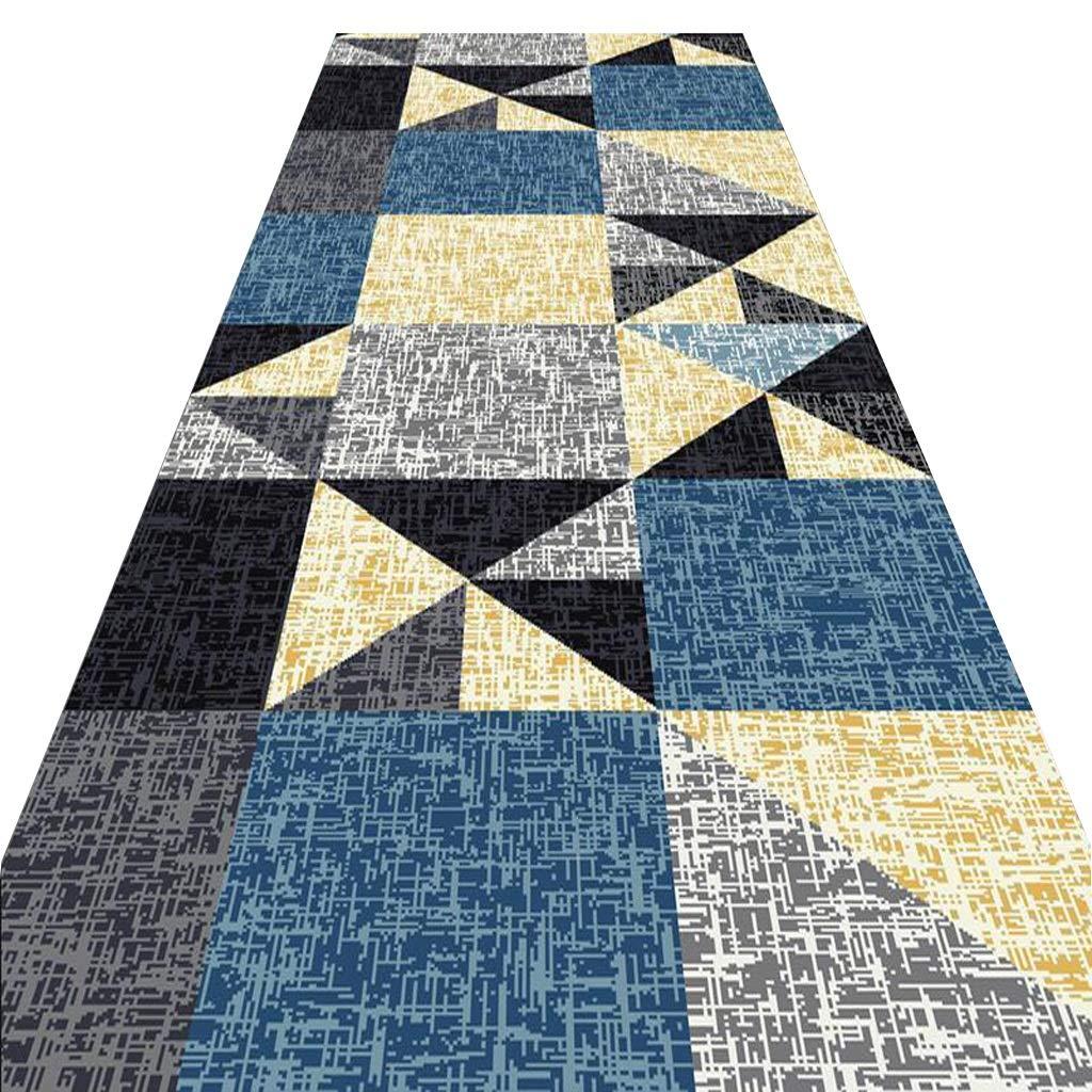 Mbd Corridor Carpet Kitchen Strip Home Waterproof Mats Door Mat Bedroom Carpet, Full Shop Can Be Customized (Color : A, Size : 1.26m)