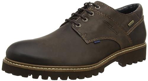 Camel Active Outback 11 - Zapatos con Cordones para Hombre, Color Marrón (Mocca), Talla 47