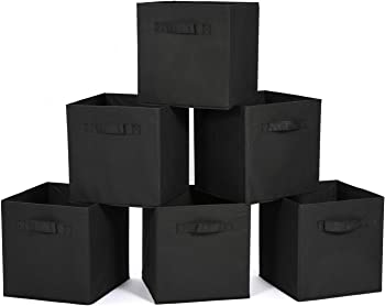 6-Pk. MaidMax Foldable Cloth Storage Cube