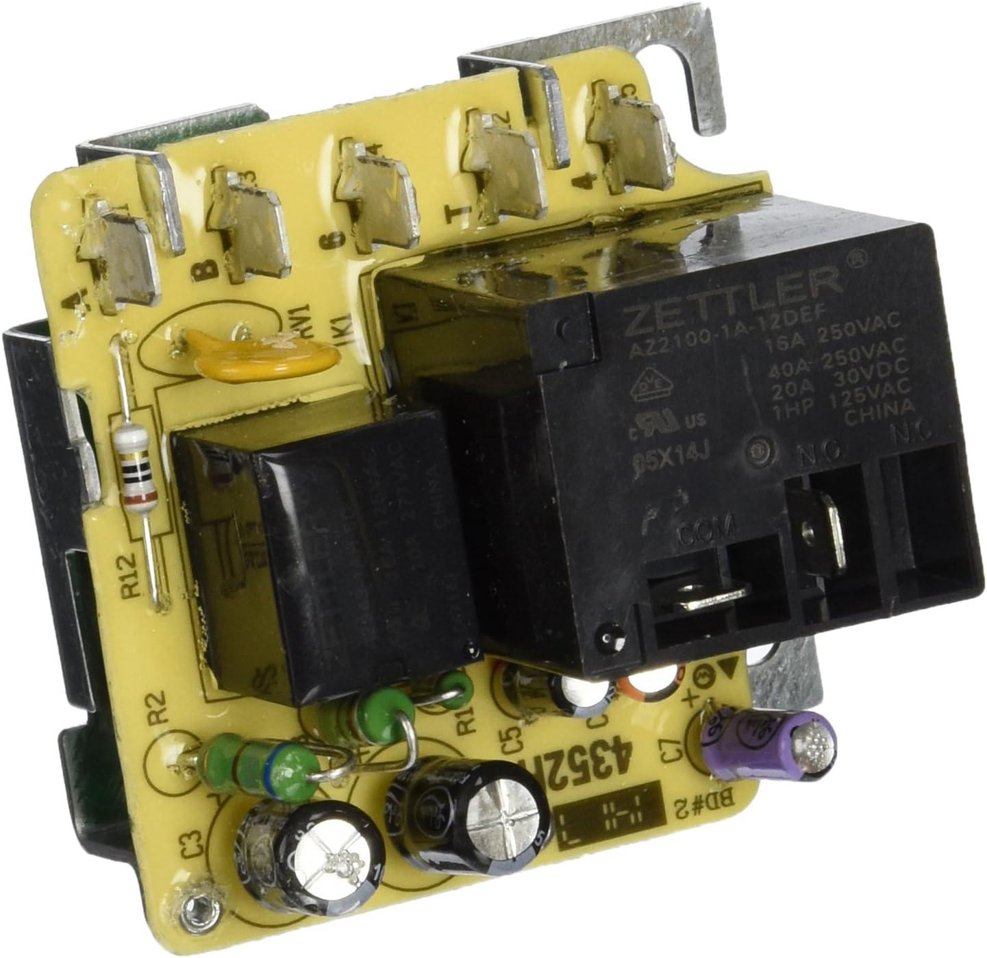 furnace fan relay wiring amazon com trane rly02807 relay switch home improvement  amazon com trane rly02807 relay switch