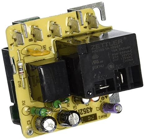 Trane RLY02807 Relay Switch on