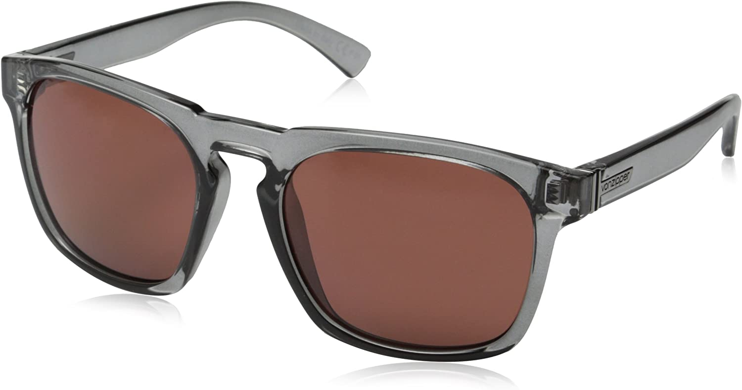 VonZipper Banner Rectangular Sunglasses 71UsoGuRGNL