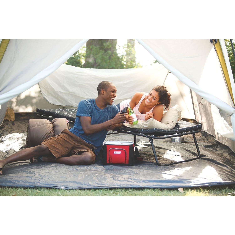 Amazon.com: Coleman ComfortSmart Deluxe Camping Cot: Sports \u0026 Outdoors