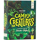 Keymaster Games - Campy Creatures 2nd Edition Board Game, Multi-Colored