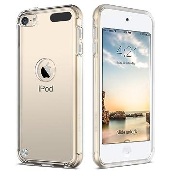 BENTOBEN Carcasa iPod Touch 5/6 Transparente: Amazon.es ...