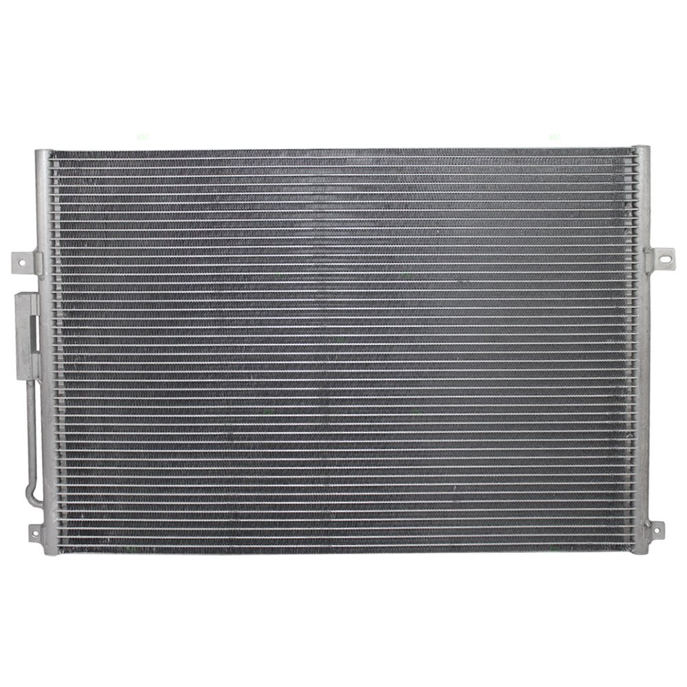 A//C AC Condenser Cooling Assembly Replacement for Jeep SUV 55115918AE AutoAndArt
