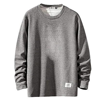 Factory Outlets billig werden außergewöhnliche Auswahl an Stilen und Farben Dwevkeful Pullover Herren Mode Drucken Langarm-Pullover ...