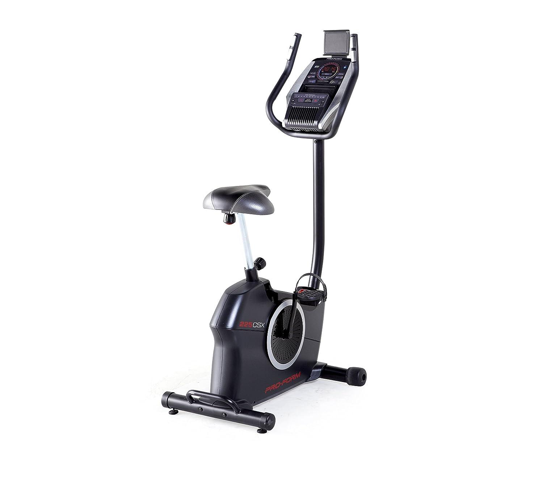Proform 225 CSX - Bicicleta Estática: Amazon.es: Deportes y aire libre