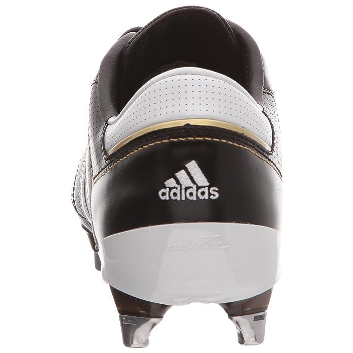 Adidas - Xabi Alonso - Zapatillas Botines de Fútbol hombre - AdiPure III SG - Negro T 47: Amazon.es: Zapatos y complementos