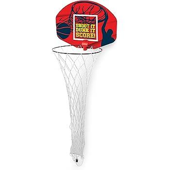 Amazon Com Ideas In Life Basketball Hoop Laundry Hamper