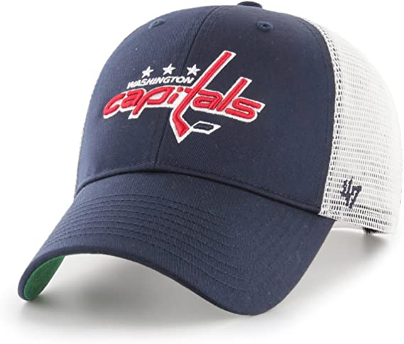 47 Gorra Trucker NHL Branson MVP Washington Capitals Brand - Azul ...