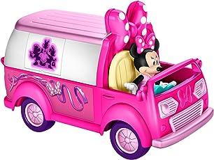 Mattel Playset Fisher Price Disney Minnie Camioneta Happy Helpers