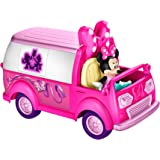 Fisher-Price Disney Minnie, Mouse Minnie's Happy Helpers Van