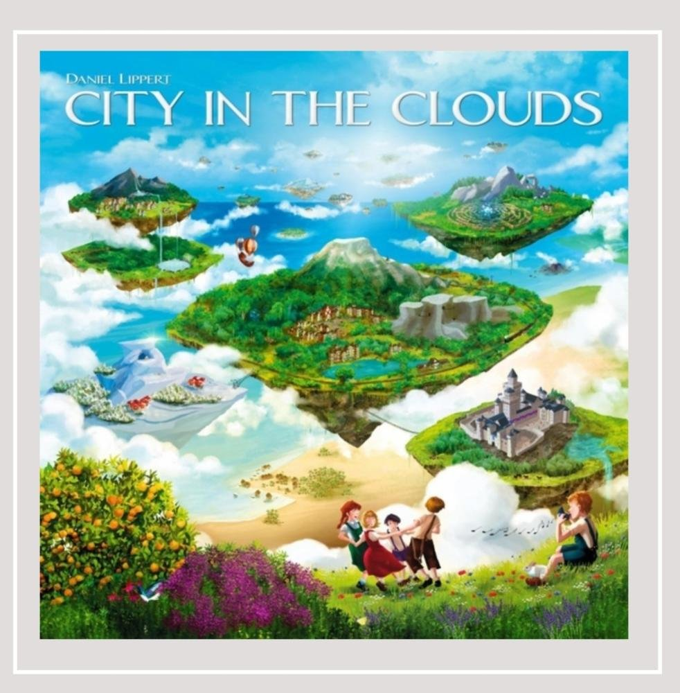 City In The Clouds - Daniel Lippert: Amazon.de: Musik