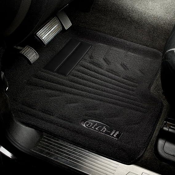 Lund 383229-T Catch-It Vinyl Tan Rear Seat Floor Mat