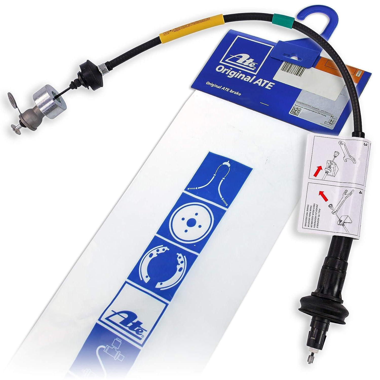 ATE 24372808492 cable de embrague