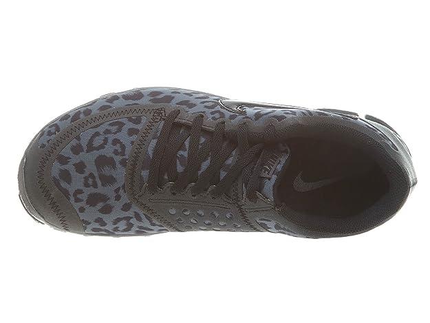 online store 8893c be8a8 Amazon.com   NIKE Wmns Free 5.0 V4 Leopard - Dark Grey (511281-013) (5 B(M)  US)   Road Running