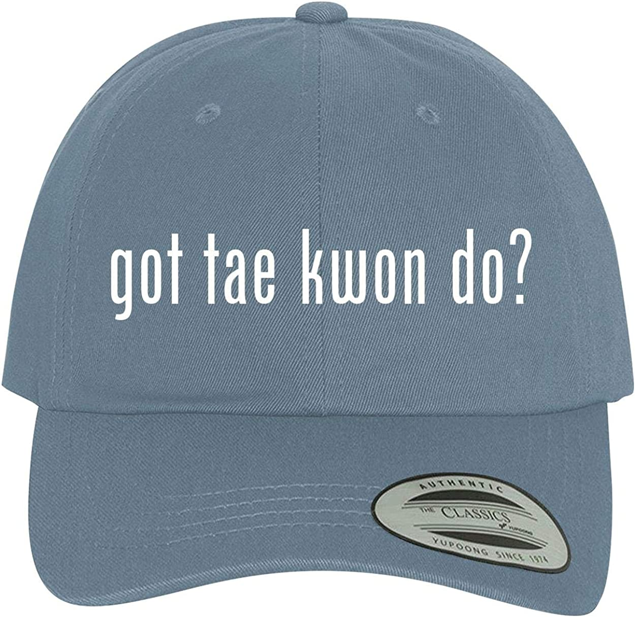 Comfortable Dad Hat Baseball Cap BH Cool Designs got tae Kwon do?