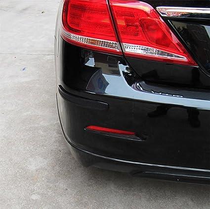Chytaii Kfz Kohlefaser Crashproof Strip Auto Autoschutz Stoßstange Bar Sturzbügel Anti Kollision Bar Strips 2pcs Auto