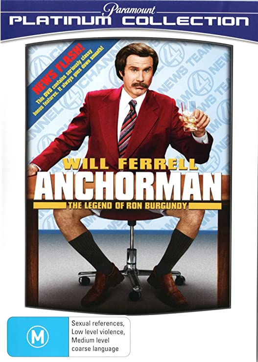 Anchorman The Legend of Ron Burgundy