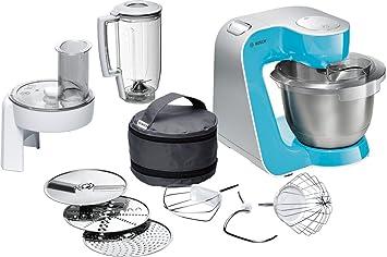 Amazon.de: Bosch MUM54520 Küchenmaschine Styline MUM5 (900 Watt ...