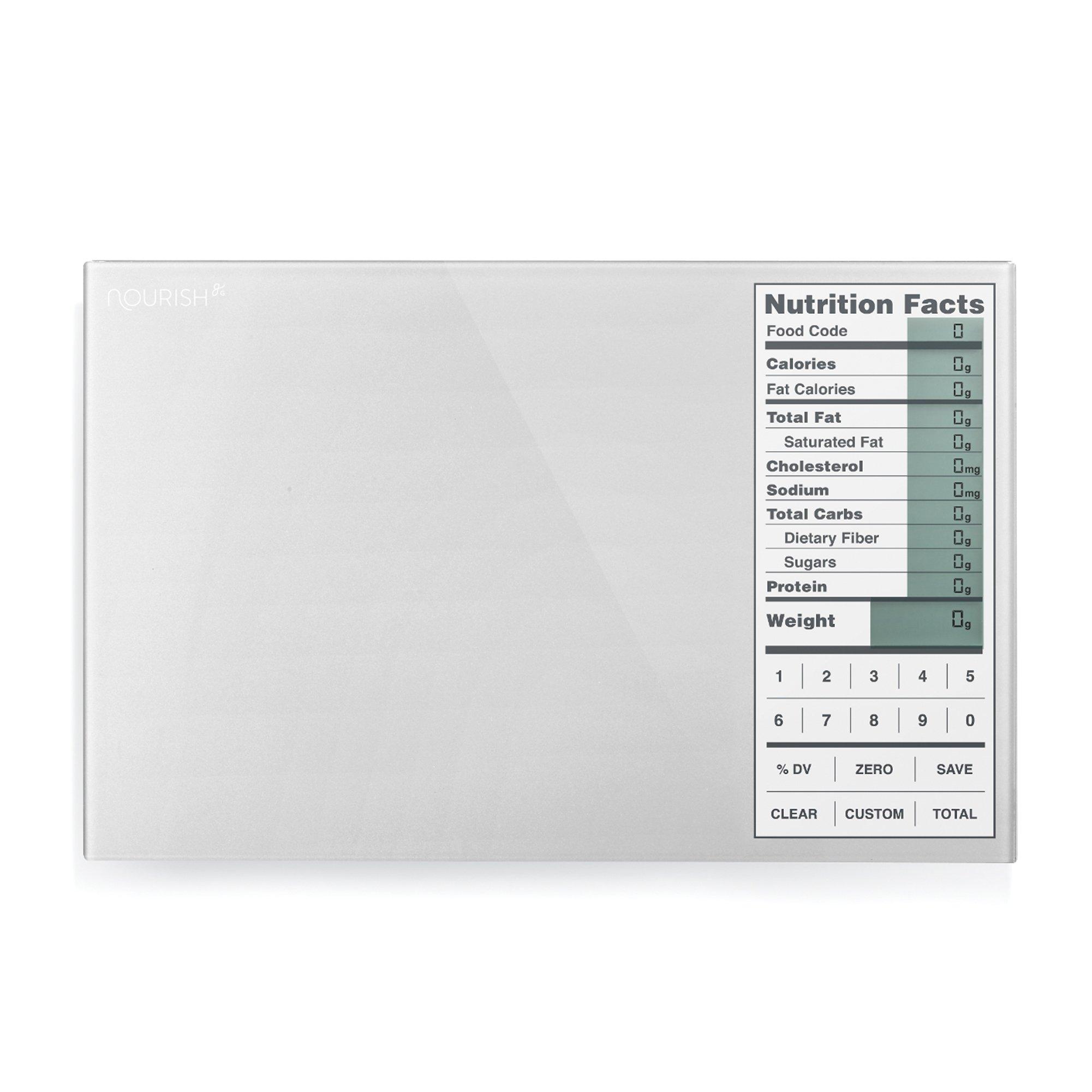 Digital Scale (Silver)