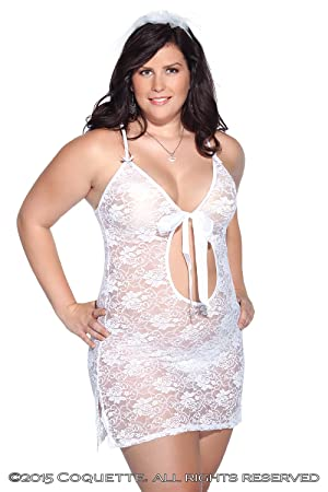 Mariage Nuisette Taille plus Taille plus