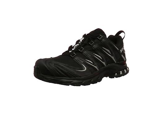 Salomon xa pro 3d scarpe da trail running uomo amazon shoes neri scarpe da trekking
