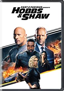Fast & Furious Presents: Hobbs & Shaw (Dvd/Digital)